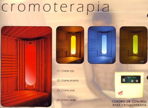 Cromoter pia para saunas saunas calefactores y accesorios saunas cosmetica extremadura - Accesorios para saunas ...